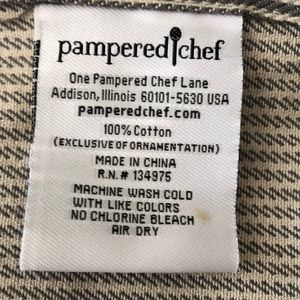 Pampered Chef Kitchen - Pampered Chef Apron
